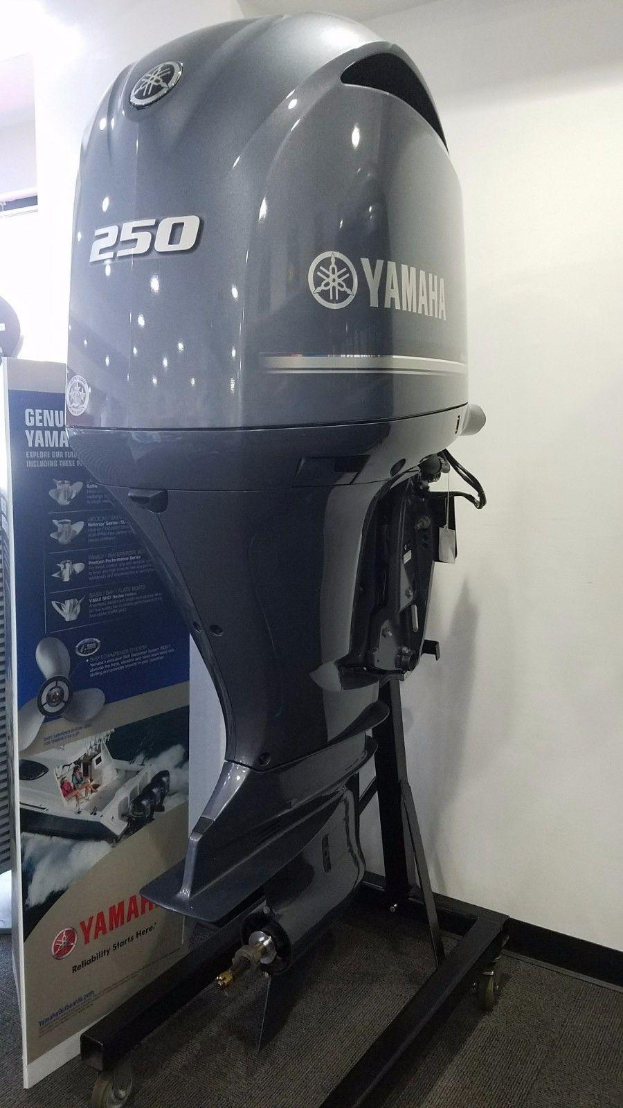 YAMAHA 250 HP 4 STROKE OUTBOARD selling at affordable price and