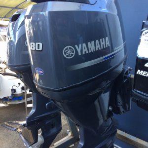 YAMAHA OUTBOARD F80 BETX