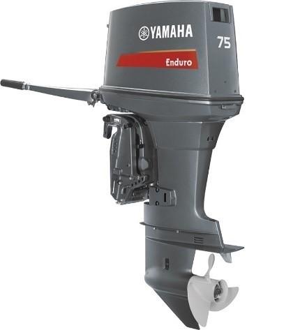 Yamaha outboard engine 75HP