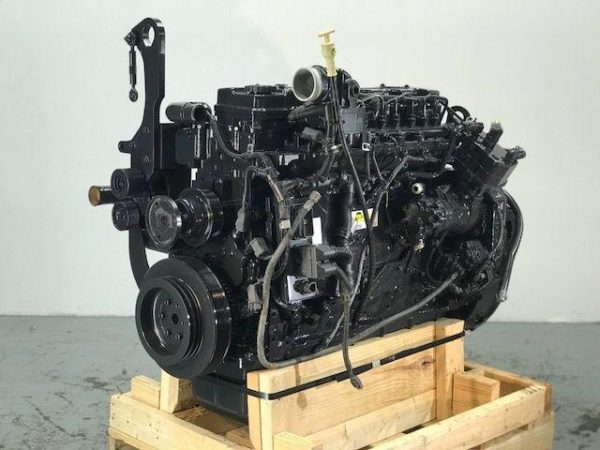 Reman CUMMINS QSB6.7 Engine Assembly for sale