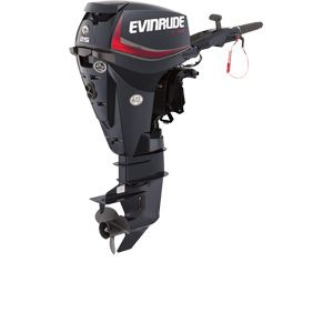 Evinrude ETEC 25HP E25DGTE