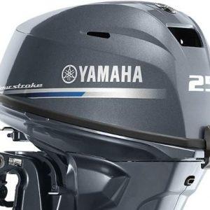 F25SMHC Yamaha 4 Stroke 25hp Short Shaft
