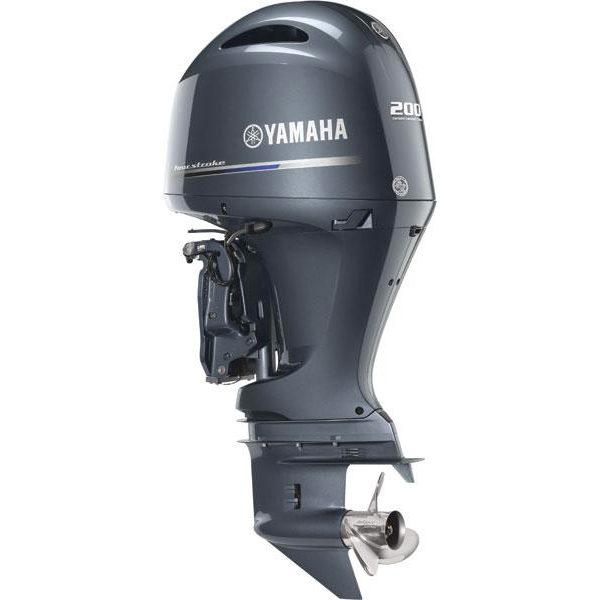 Yamaha 200 HP Outboard Motor