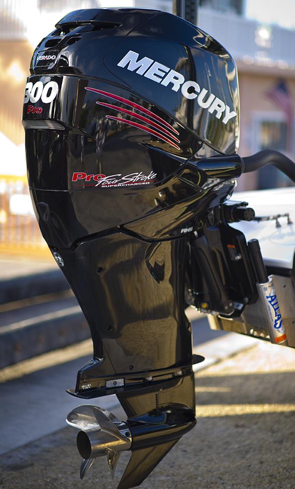 Used Mercury Outboards 300HP Mercury Optimax 4 Stroke