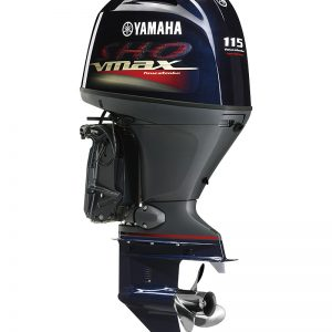 Brand New Yamaha F115C Outboard Engine VMAX Series