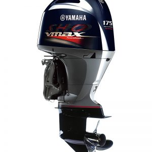 Brand New Yamaha F175B Outboard Engine VMAX Series