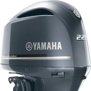 Brand New Yamaha V6 4.2L 225HP Outboard engine 4 stroke Long shaft