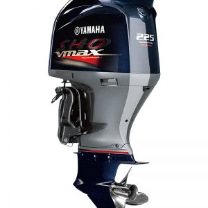 Brand New Yamaha F225D Outboard Engine VMAX Series