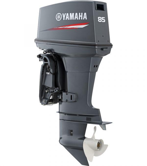Brand New Yamaha 85A Outboard engine 2 stroke