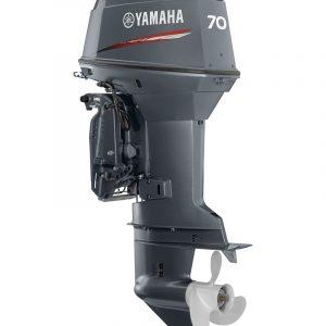 Yamaha 70B Outboard engine
