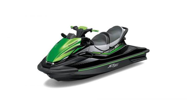 2020 Kawasaki STX 160LX Jet Ski