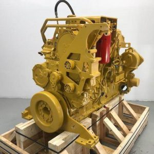 2007 Caterpillar C18 Engine