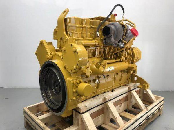 2007 Caterpillar C18 Engine