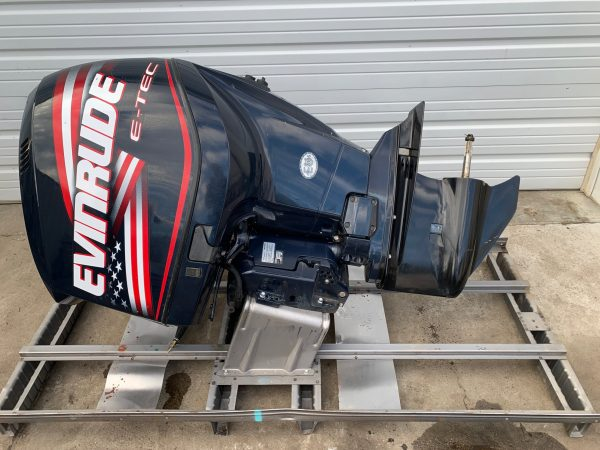 2008 Evinrude Outboard E250DHLSCS