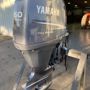 2004 Yamaha F150 HP
