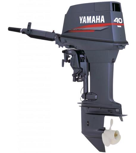 Yamaha 40VMHOL 40HP