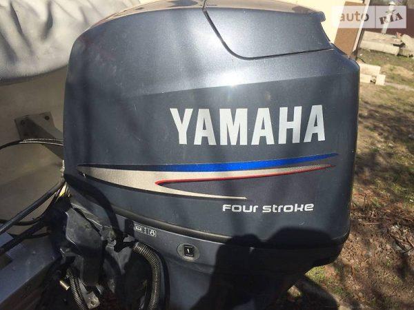 Yamaha F60CET Outboard Motor