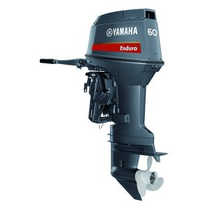 Yamaha E60HMHDL Enduro Outboard Engines