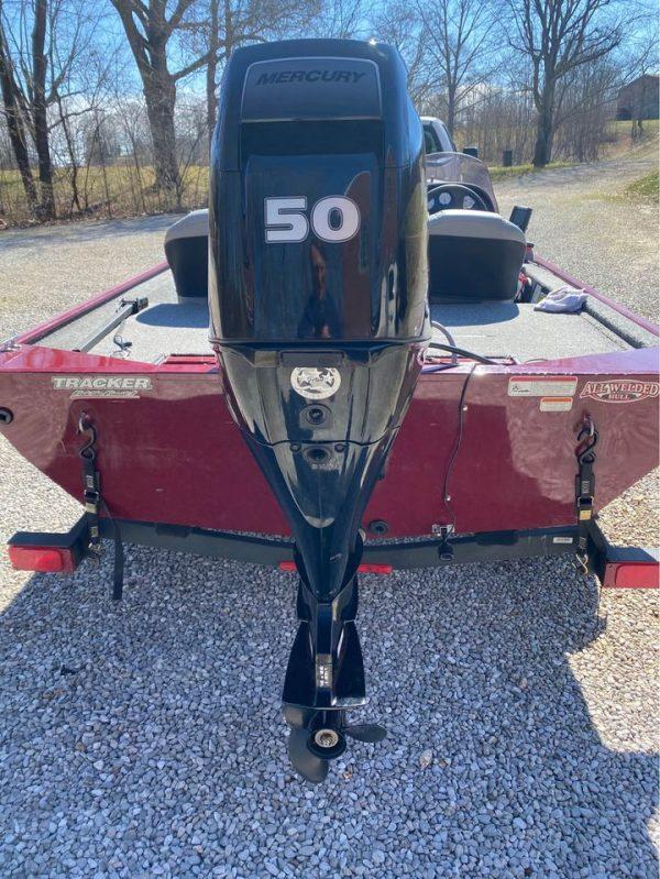 mercury outboard 4-stroke