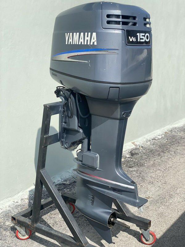 2003 150HP Yamaha Outboard