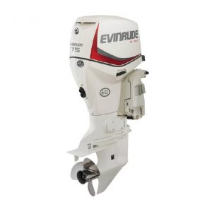 2020 Evinrude 75 HP