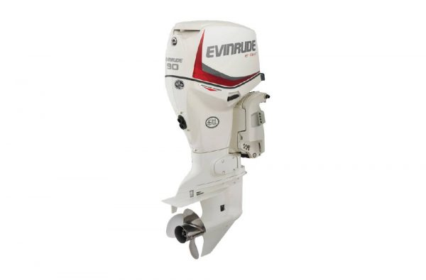 2020 Evinrude 90 HP