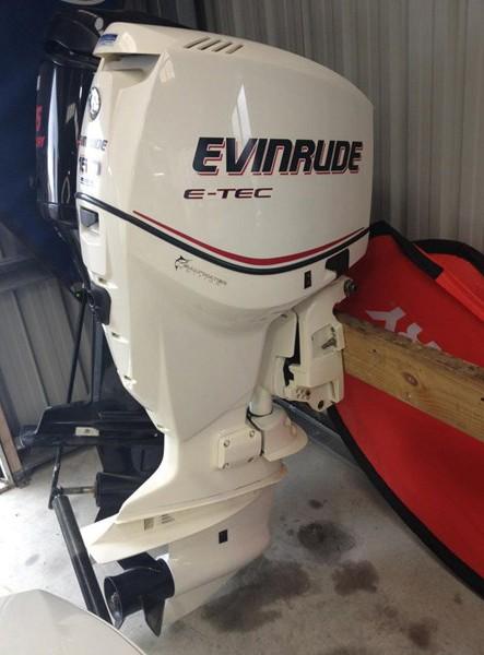 EVINRUDE E-TEC 250HP